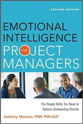 THe Book Emotional Intelligence for Project Managers is a vital read for those PM's looking to further their Careers