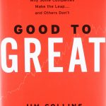 Good to Great - a keystone book on business leadership