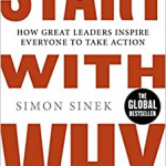 I first saw Simon Sinek do a TED talk on his book Start with Why. I loved it, I loved the book and re-read it regulary. Start with Why Focuses you! on.....